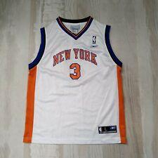 Stephon Marbury #3 New York Knicks NBA Reebok Jersey size young L