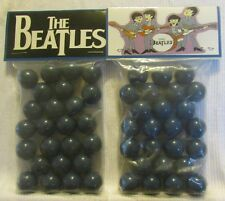 2 Bags Of The Beatles Rock Band Promo Marbles
