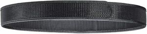 "Bianchi 17709 Black Nylon 7205 Accumold Inner Liner Duty Belt - X-Large 46""- 52"""