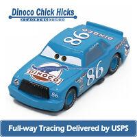 Mattel Disney Pixar Cars Dinoco Chick Hicks 1:55 Diecast Toys Car Loose New