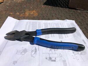 Klein Tools Diagonal Cutting Pliers Journeyman Electrician J2000-59 dikes dykes