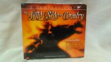 Rare The Wild Side Of Country 3 Compact Discs 23 Top Ten Hits!            cd4122