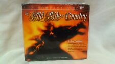 Raro The Wild Side Of Country 3 Compact Discos 23 Top Ten Hits! Cd4122