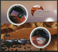 Mali 2018 MNH Discovery of Water on Mars Express 2v M/S Space Stamps