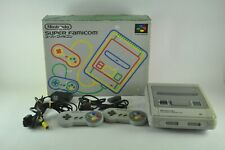 Super famicom console Boxed - used - JP