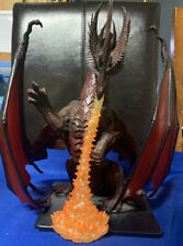 Dungeons and Dragons Icons Colossal Red Dragon Limited Edition Rare