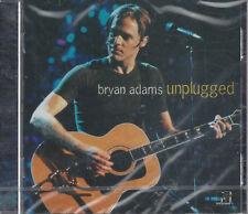 CD ♫ Compact disc **BRYAN ADAMS ♦ MTV UNPLUGGED** nuovo sigillato