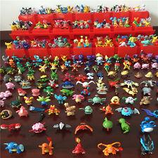 """Pokemon Monster 3 Pcs/set 2"""" Pokemon Monster Kids Mini Action Figure Toys"""