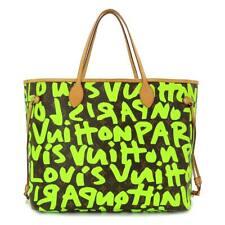 Louis Vuitton Monogram Graffiti NEVERFULL GM Bolso velo M93703 90099162