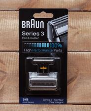 Braun 31S Foil Cutter Series 3 5897 5873 5874 5875 5876 5875 5884 5885 5895