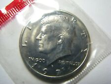 1971-D Kennedy Half Dollar Uncirculated in Original Mint Cello