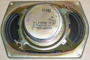 Lautsprecher 1 Paar P21616 VEB DDR 3VA  4 Ohm