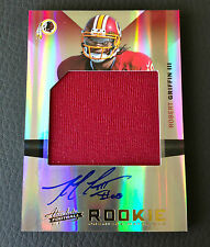 #/25 Robert Griffin III 2012 Absolute Memorobilia Auto Jumbo Patch RC #226 RG3