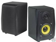 Dynavox tg-1000b - HiFi Shelf Speakers Black miniboxen Compact kleinbox - 1 Pair