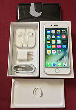 "Mint Apple iPhone 6- 128GB- Silver- 4.7"" -Factory Unlocked 4G LTE 8MP Smartphone"