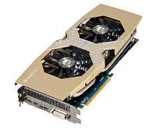 HIS AMD Radeon R9 280 IceQ X2 OverClock 3GB HDMI Mini-DP DVI PCI-E Graphics Card