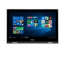 "Dell i5568-0463GRY 15.6"" FHD 2-in-1 Laptop (Intel Core i3-6100U 2.3GHz Processor"