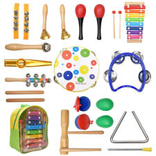 Musikinstrument Set Percussion Musik Kinder Spielzeug Early Education Geschenk