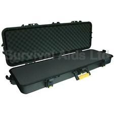 42 Inch Rifle Case, Plano All-Weather Series, Yellow Handles