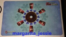 TIM HORTONS US GIFT CARD DONUT COFFEE CUPS WINTER SNOWFLAKE NO VALUE FD30663 NEW