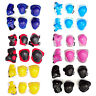 Small Skateboard Roller Skating Bike Elbow Pads Knee Cap Protective Gear Kids a