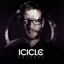 Icicle - Entropy - Shogun Audio - SHACD010 - Drum & Bass - NEW