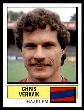 Panini Voetbal 88 (Nederland) Chris Verkaik Haarlem No. 156