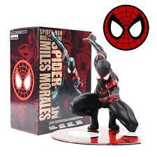 FIGURA SPIDER-MAN MILES MORALES MARVEL SPIDERMAN FIGURE 10cm.