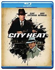 CITY HEAT (Clint Eastwood, Burt Reynolds) -  Blu Ray - Region free