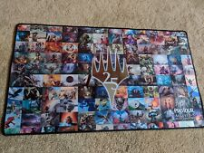 MTG Pro Tour 25th Anniversary Playmat Foil PT25