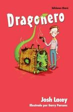 Dragonero by Josh Lacey and Garry Parsons (2015, Paperback)