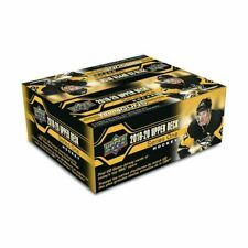 2019/20 Upper Deck Series 1 Hockey 24 Pack 20 Box Case FACTORY SEALED