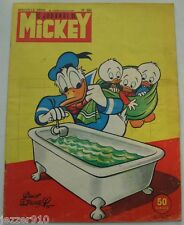 ¤ LE JOURNAL DE MICKEY n°368 ¤ 14/06/1959