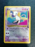Pokémon - Mew - Wizard Black Star Promo 8 - italiano