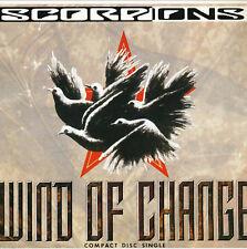 Scorpions - Wind Of Change CD Single !