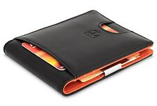 Travando Slim Wallet With Money Clip RFID Blocking Wallet Card Holder Brand New