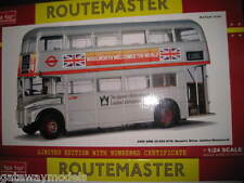 1.24 SUN STAR ROUTERMASTER BUS SRM 25  850 DYE QUEEN'S SILVER JUBILEE WOOLWORTH