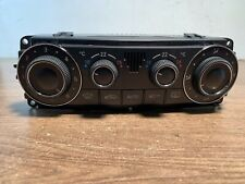 2004 MERCEDES C CLASS W203 HEATER CLIMATE CONTROL PANEL A2038301785           •3