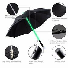 LED Umbrella with 6 different colors, large enough for two