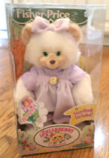 Fisher Price Briarberry Bear Berrybeth in Purple Outfit New box