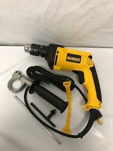 "DEWALT DW511 1/2"" (13mm) VSR Single Speed Hammer Drill, N"