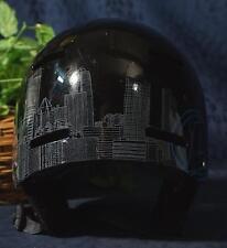 Nice Black & Blue CAPIX ANEX MAZE City Skyline Ski Snowboard Helmet  Sz L/XL