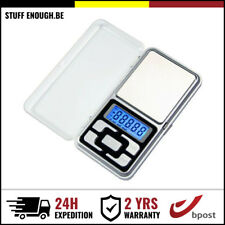 A+ Digitale Precisie Portable Digital Balance LCD Weegschaal Scale 200g 0.01g