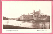 Castle Barracks, Enniskillen, Northern Ireland postcard. Military. Real Photo.