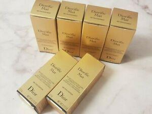 Diorific Mat Velvet Colour Weightless, Long Wearing Lipstick RRP £32.50 *Choose*