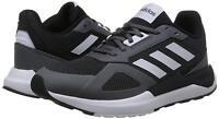 Adidas Men's Run 80S Running Shoe, Black/Grey, Size 9