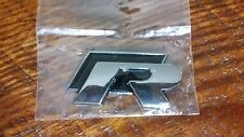 "Car Styling Accessories Chrome Letter ""R"""