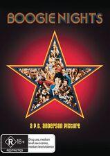 Boogie Nights (DVD, 2017) REGION 1, Mark Wahlberg, Julianne Moore
