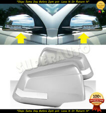 FOR 07-15 GMC ACADIA / 09-16 CHEVY TRAVERSE / 07-09 OUTLOOK CHROME MIRROR COVERS
