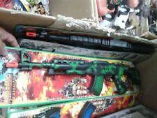 fucile mitra mimetico giocattolo ridotta x bimbi spara gioco di qualita toy w40